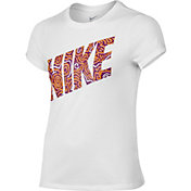 Nike Girls' Dri-FIT HBR Graphic T-Shirt