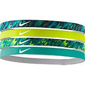Nike Girls' Assorted Headbands – 4 Pack