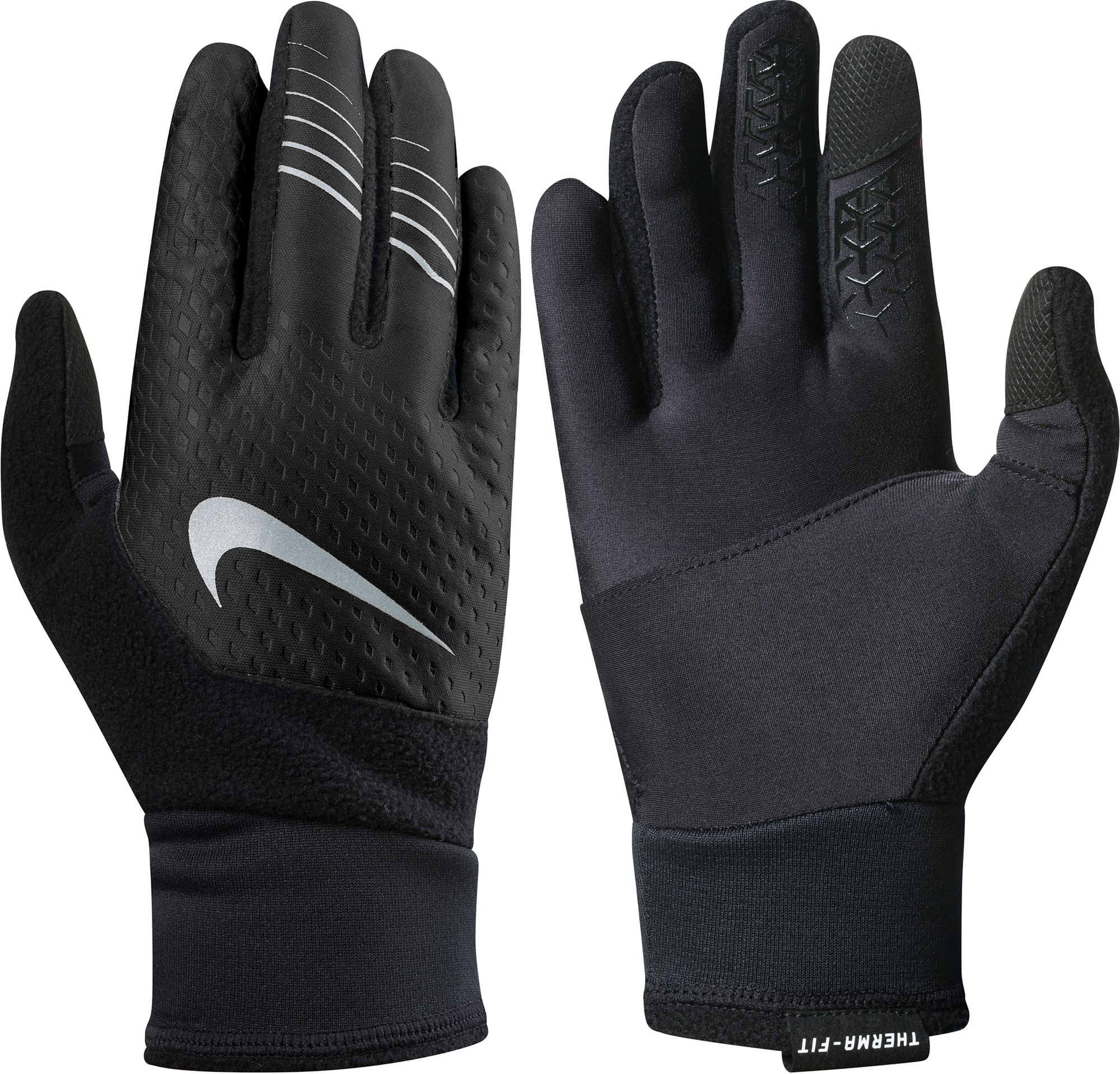 Mens gloves next - Product Image Nike Men S Therma Fit Elite Run Gloves 2 0
