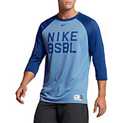 Nike Men's Legend 3/4 Length Sleeve Baseball Shirt