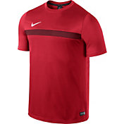 Nike Men's Academy Training 1 Short-Sleeve Soccer Shirt