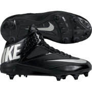 Nike Men's Lunar Code Pro Mid Wide D Football Cleat