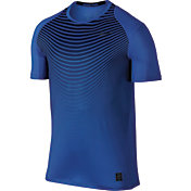 Nike Men's Pro Cool Energy Printed Fitted T-Shirt