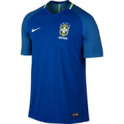 Nike Men's Brazil Authentic Away Jersey