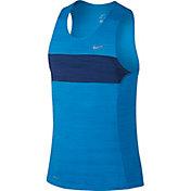 Nike Men's Miler Color Block Running Singlet