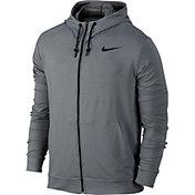 Nike Men's Dri-FIT Fleece Full Zip Hoodie