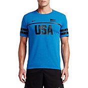 Nike Men's Energy USA Running T-Shirt