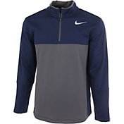 Nike Men's Therma-FIT Quarter-Zip Golf Pullover