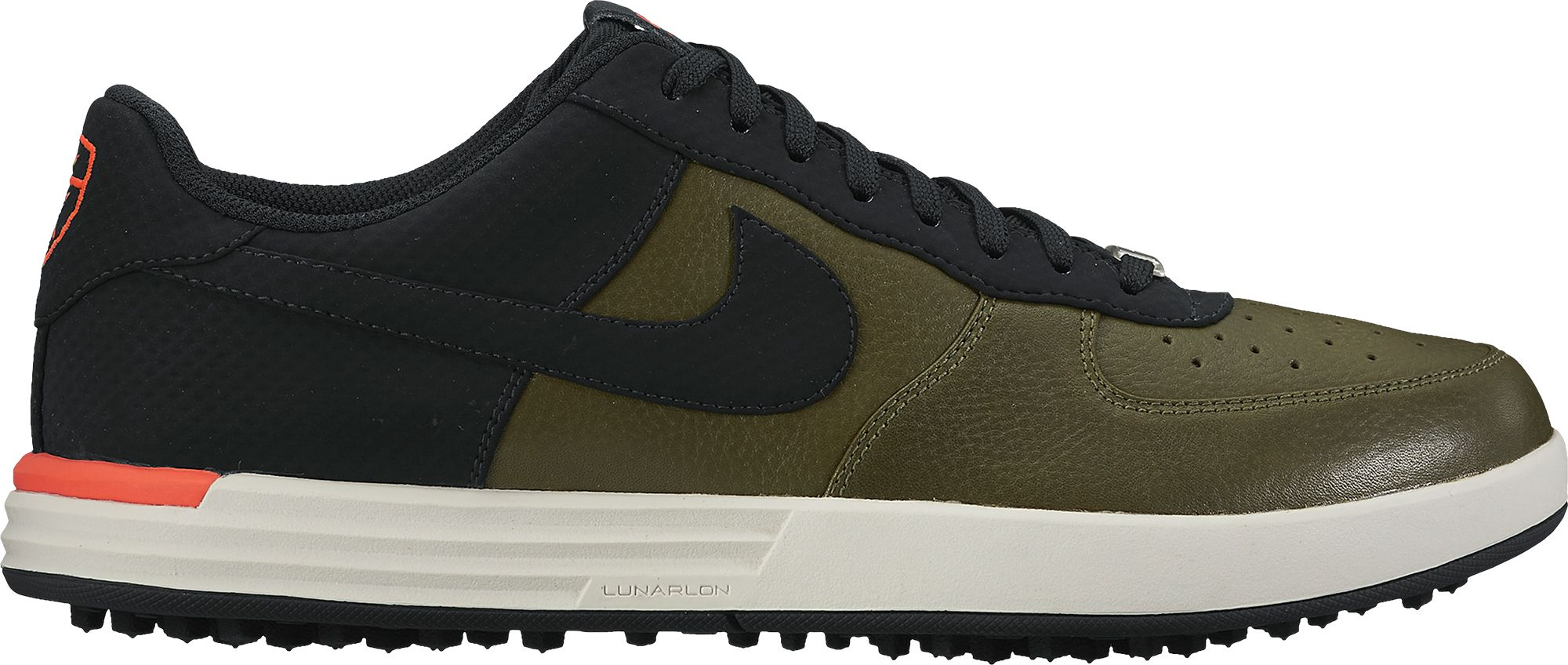 Nike Lunar Force 1 Golf Shoes