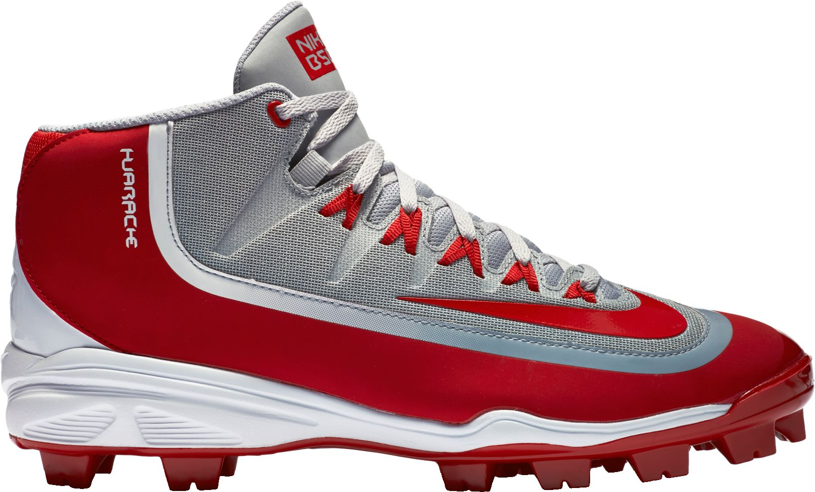Product Image � Nike Men\u0027s Air Huarache 2KFilth Pro Mid Baseball Cleats