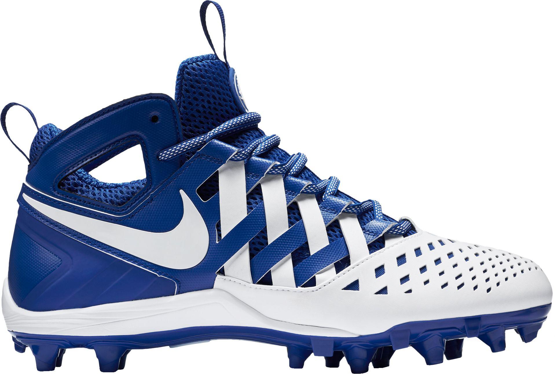 Nike Men's Huarache V Lax Mid Lacrosse Cleats. 0:00. 0:00 / 0:00.  noImageFound ???