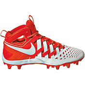 Nike Men's Huarache V Lax Mid Lacrosse Cleats
