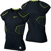 Nike Men's Pro Combat Hyperstrong 3.0 4-Pad Football Shirt