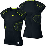 Nike Men's Pro Combat Hyperstrong 3.0 4-Pad Football Shirt