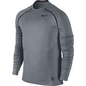 Nike Men's Pro Hyperwarm Dri-FIT Max Fitted Long Sleeve Shirt