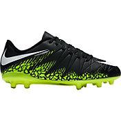 Nike Kids' HyperVenom Phelon II FG Soccer Cleats