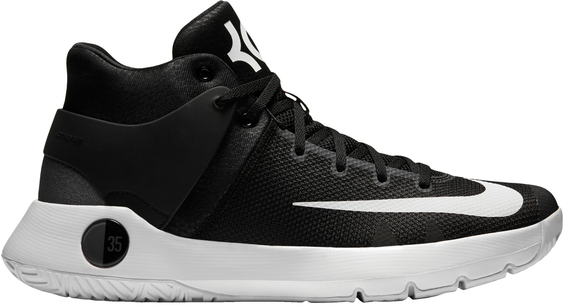 best service f5f55 6efab 85%OFF Nike Mens KD Trey 5 IV Basketball Shoes DICKS Sporting Goods