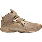 Nike Men's Zoom LeBron Soldier IX Premium Basketball Shoes