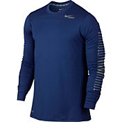 Nike Men's Hyperspeed Long Sleeve Graphic Lacrosse Shirt