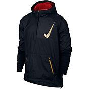 Nike Men's Vapor Fly Rush Half Zip Football Jacket