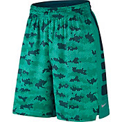 Nike Men's 9'' Elite Camouflage Printed Basketball Shorts