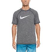 Nike Men's Heather Hydro Short Sleeve Shirt