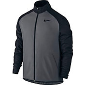 Nike Men's Team Dry Woven Full Zip Jacket