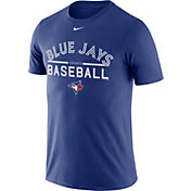 Nike Men's Toronto Blue Jays Practice Royal T-Shirt