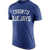 Nike Men's Toronto Blue Jays Dri-Blend Royal DNA T-Shirt