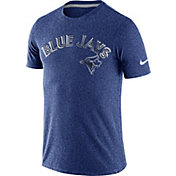 Nike Men's Toronto Blue Jays Marled Royal T-Shirt
