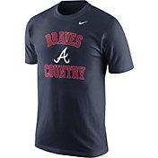 "Nike Men's Atlanta Braves ""Braves Country"" Navy T-Shirt"