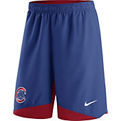 Nike Men's Chicago Cubs Dri-FIT Authentic Collection Royal Performance Shorts