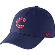 Nike Men's Chicago Cubs Dri-FIT Royal Heritage 86 Stadium Adjustable Hat