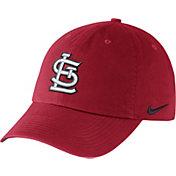 Nike Men's St. Louis Cardinals Dri-FIT Red Heritage 86 Stadium Adjustable Hat