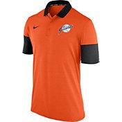 Nike Men's San Francisco Giants Dri-FIT Orange Polo