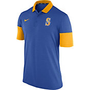 Nike Men's Seattle Mariners Dri-FIT Royal Polo