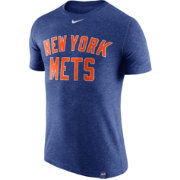Nike Men's New York Mets Dri-Blend Royal DNA T-Shirt