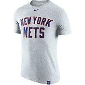 Nike Men's New York Mets Dri-Blend White DNA T-Shirt
