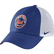 Nike Men's New York Mets Dri-FIT Royal/White Heritage 86 Adjustable Hat