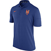 Nike Men's New York Mets Dri-FIT Royal Polo