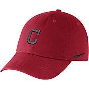 Nike Men's Cleveland Indians Dri-FIT Red Heritage 86 Stadium Adjustable Hat