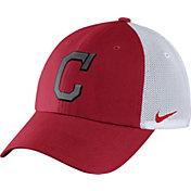 Nike Men's Cleveland Indians Dri-FIT Red/White Heritage 86 Adjustable Hat