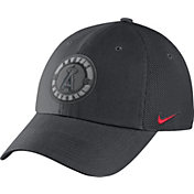 Nike Men's Los Angeles Angels Dri-FIT Grey Heritage 86 Adjustable Hat