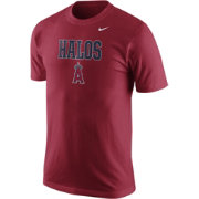 "Nike Men's Los Angeles Angels ""Halos"" Red T-Shirt"