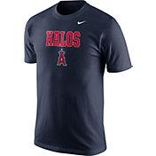 "Nike Men's Los Angeles Angels ""Halos"" Navy T-Shirt"