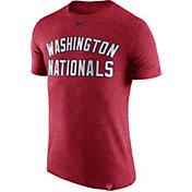 Nike Men's Washington Nationals Dri-Blend Red DNA T-Shirt