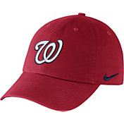 Nike Men's Washington Nationals Dri-FIT Red Heritage 86 Stadium Adjustable Hat