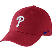 Nike Men's Philadelphia Phillies Dri-FIT Red Heritage 86 Stadium Adjustable Hat