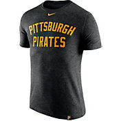 Nike Men's Pittsburgh Pirates Dri-Blend Black DNA T-Shirt