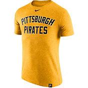 Nike Men's Pittsburgh Pirates Dri-Blend Gold DNA T-Shirt
